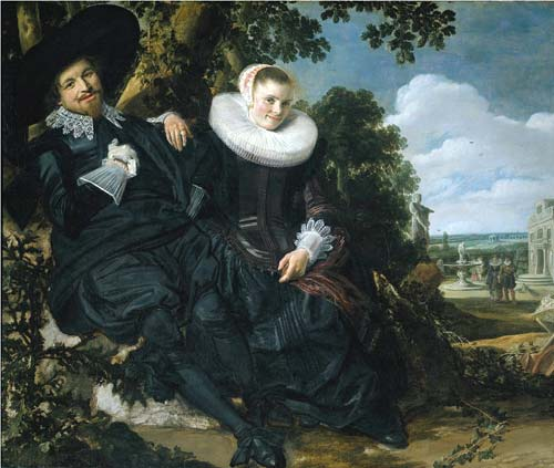 Recently Married Couple, Holland, 1600s
