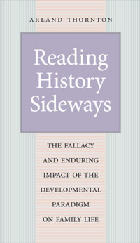 Reading History Sideways book cover