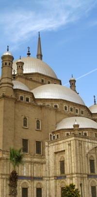 Mosque of Mohammed Ali, Cairo, Egypt
