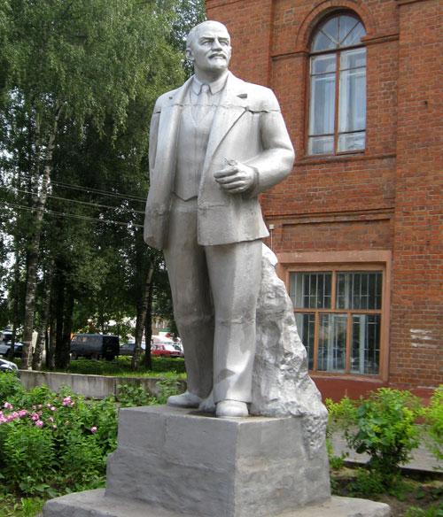 Developmental Idealism Images, Russia