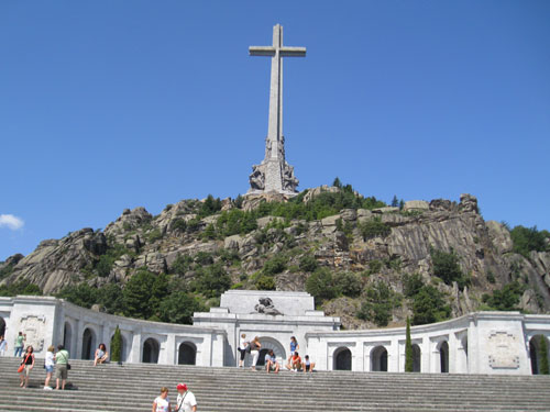 Basilica of the Holy Cross of the Valley of the Fallen, Spain