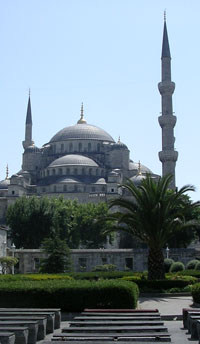 Blue Mosque, Istanbul, Turkey 2007